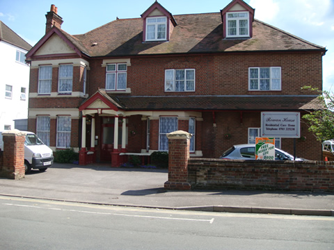 Day Care for Elderly People at Residential Care Home Shirley Southampton