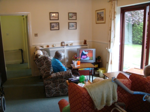 Respite Care for Elderly People at Residential Care Home Shirley Southampton